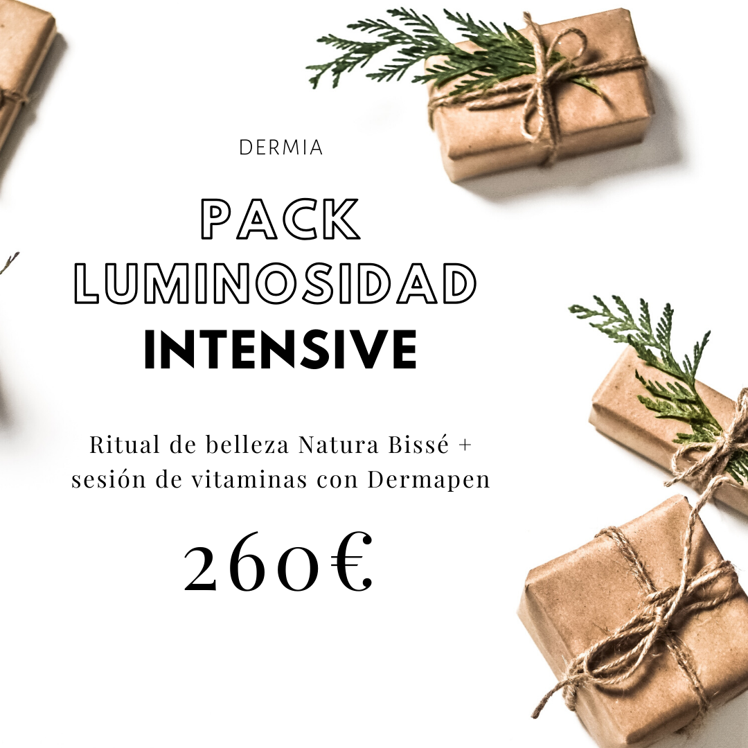 Pack luminosidad intensive