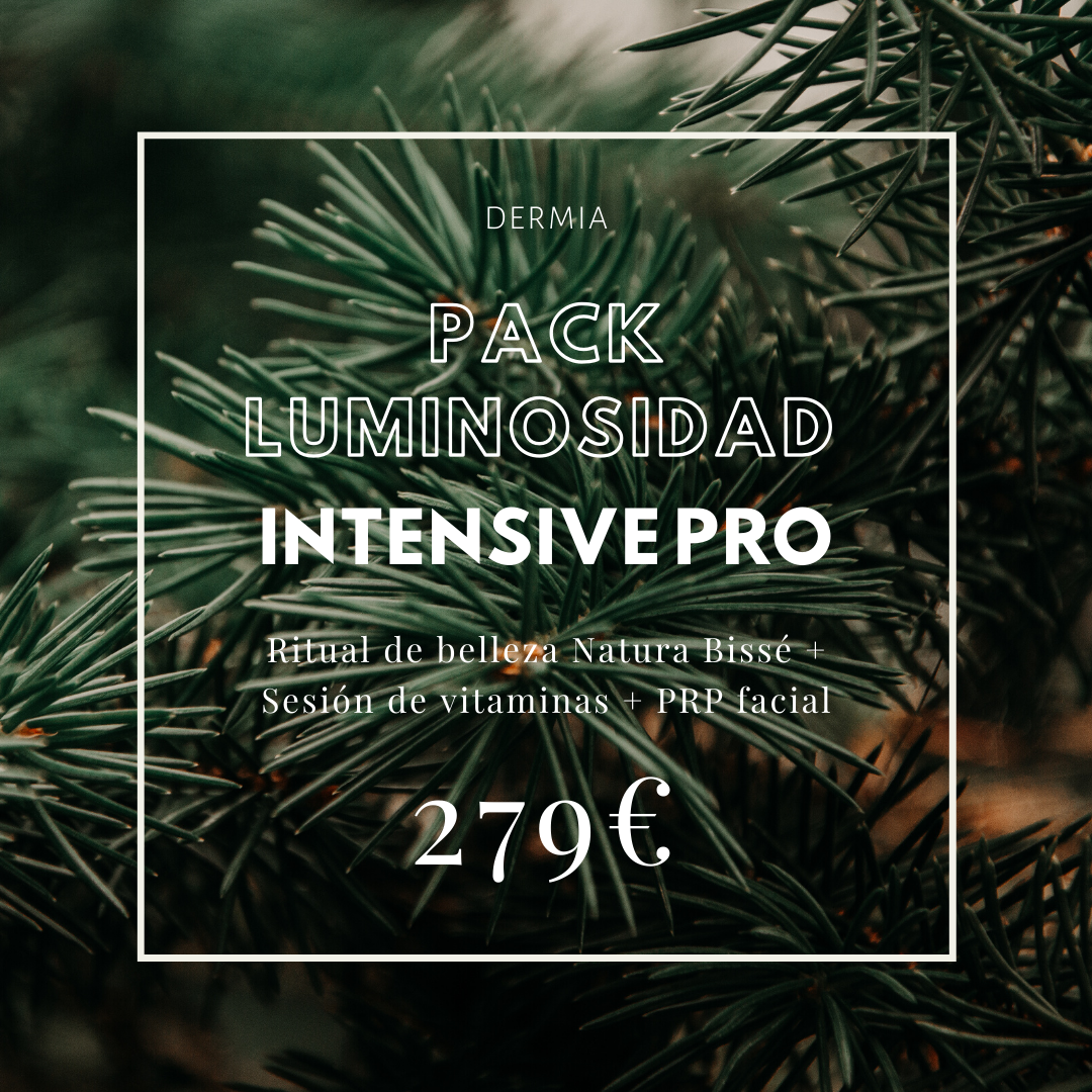 Pack de luminosidad intensive pro